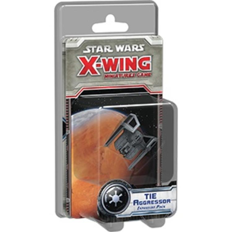 Fantasy Flight Games Star Wars X-Wing 1st Edition: TIE Aggressor Expansion Pack