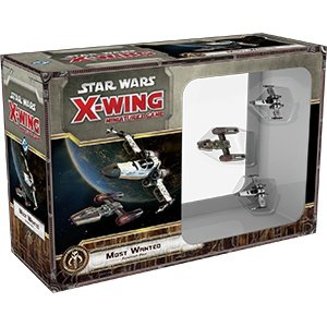 Fantasy Flight Games Star Wars X-Wing 1st Edition: Most Wanted