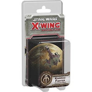 Fantasy Flight Games Star Wars X-Wing 1st Edition: Kihraxz Fighter