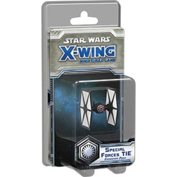 Fantasy Flight Games Star Wars X-Wing 1st Edition: Special Forces Tie