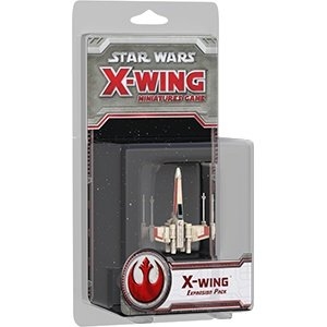 Fantasy Flight Games Star Wars X-Wing 1st Edition: X-Wing