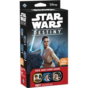 Fantasy Flight Games Star Wars Destiny Rey Starter Set