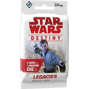 Fantasy Flight Games Star Wars Destiny: Legacies Booster Box