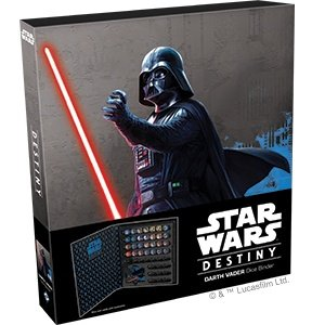 Fantasy Flight Games Star Wars Destiny: Darth Vader Dice Binder