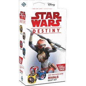 Fantasy Flight Games Star Wars Destiny: Rivals Draft Set