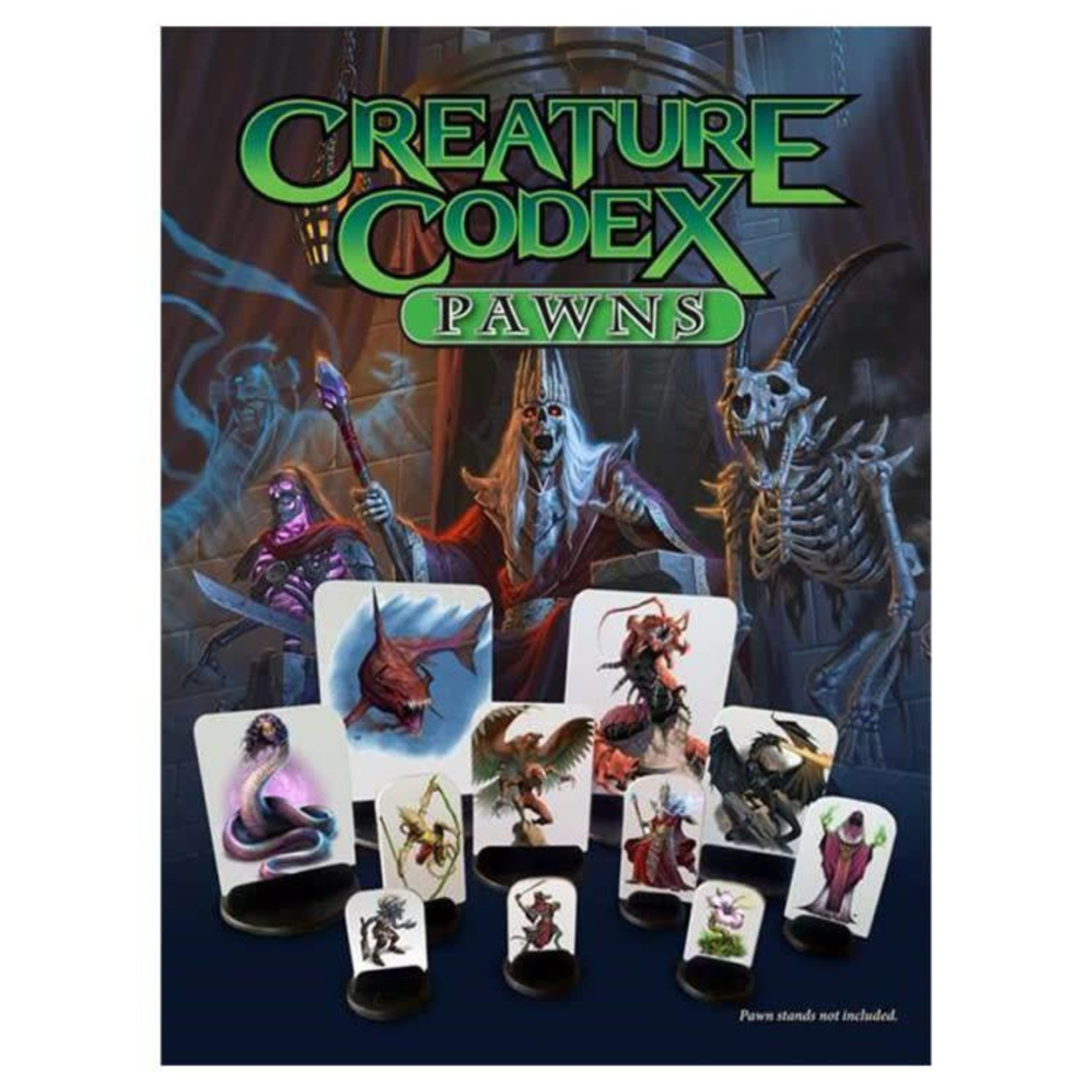 Kobold Dungeons and Dragons 5th Edition Creature Codex Pawns