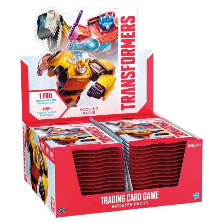 Wizards of the Coast Transformers Card Game Booster Box