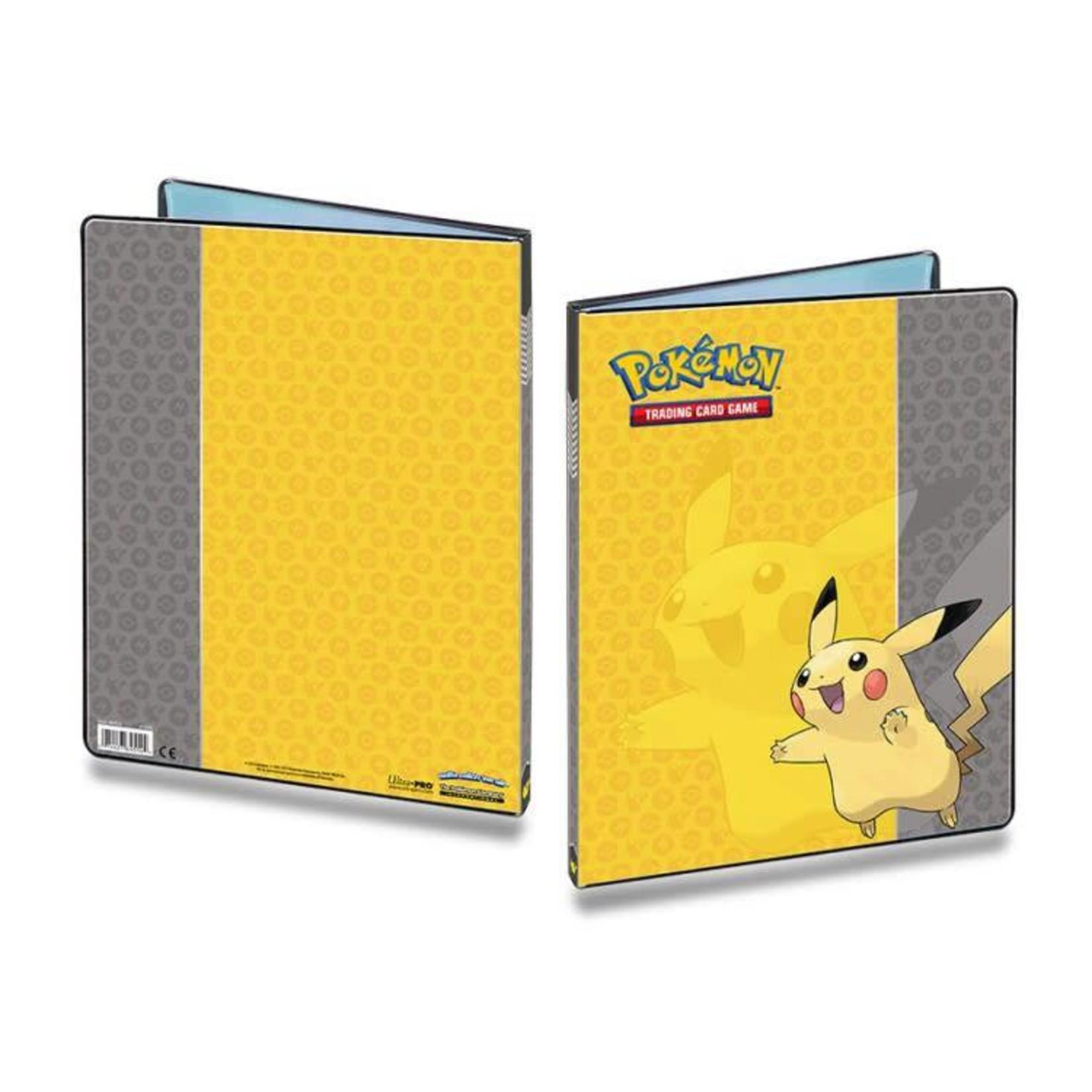 Ultra Pro Pokemon: Pikachu 9-Pocket Card Binder