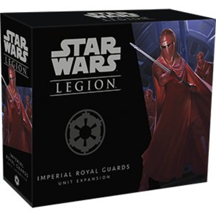 Fantasy Flight Games Star Wars: Legion - Imperial Royal Guards Unit Expansion