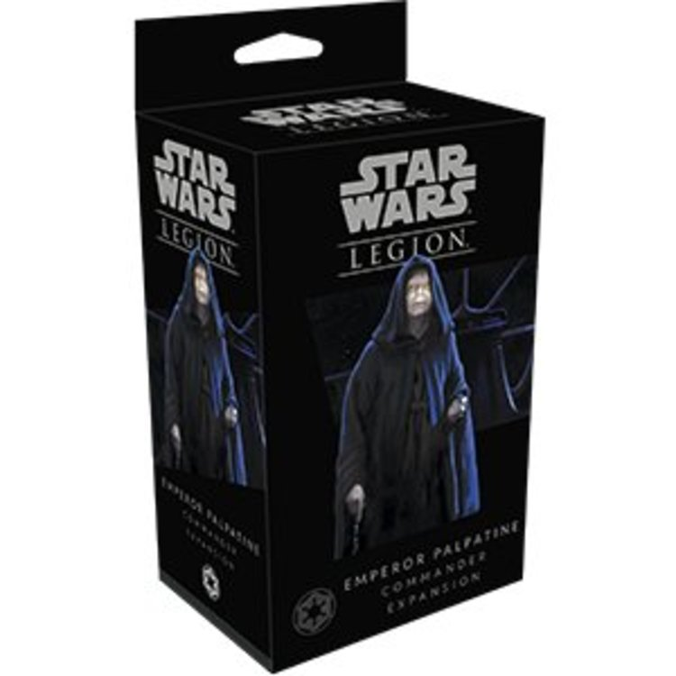 Fantasy Flight Games Star Wars: Legion - Emperor Palpatine Commander Expansion