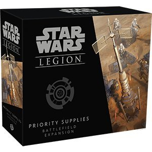 Fantasy Flight Games Star Wars: Legion - Priority Supplies Battlefield Expansion