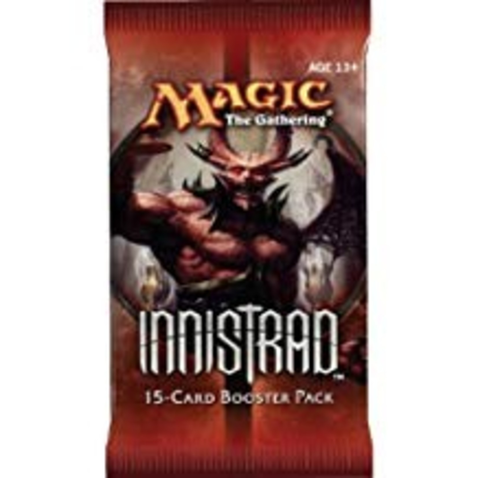 Wizards of the Coast Magic the Gathering: Innistrad Booster Pack