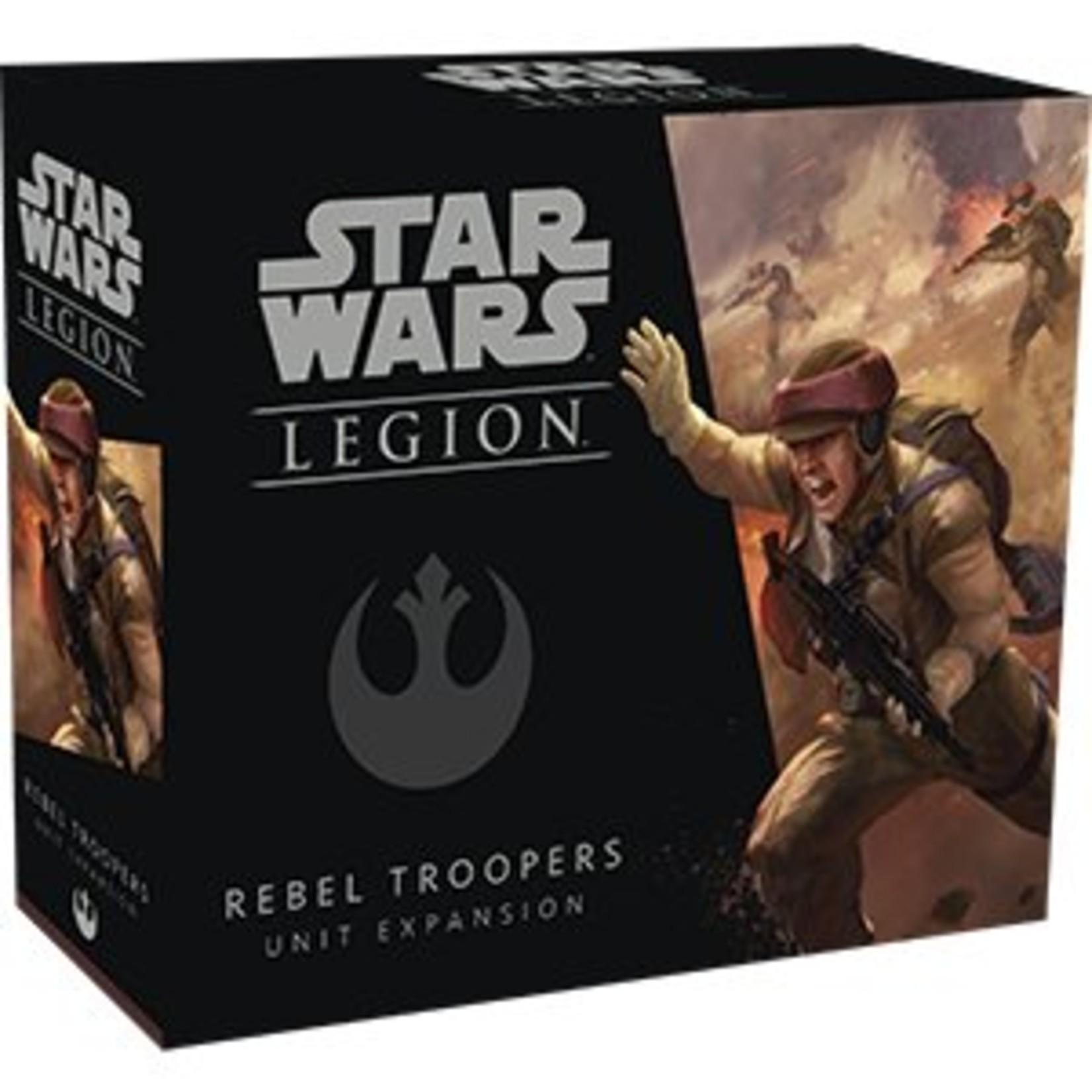Fantasy Flight Games Star Wars: Legion - Rebel Troopers Unit Expansion