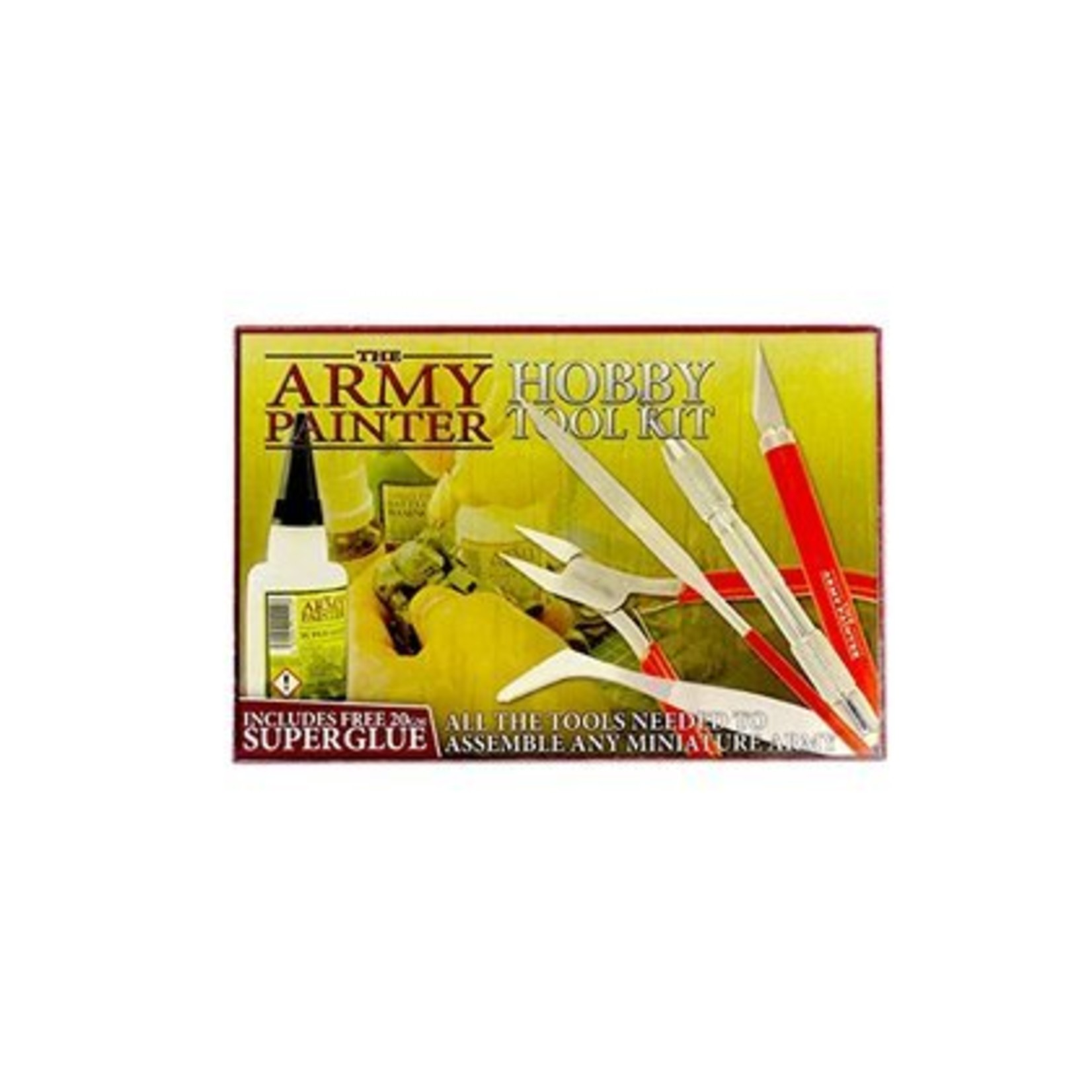 The Army Painter The Army Painter: Hobby Tool Kit