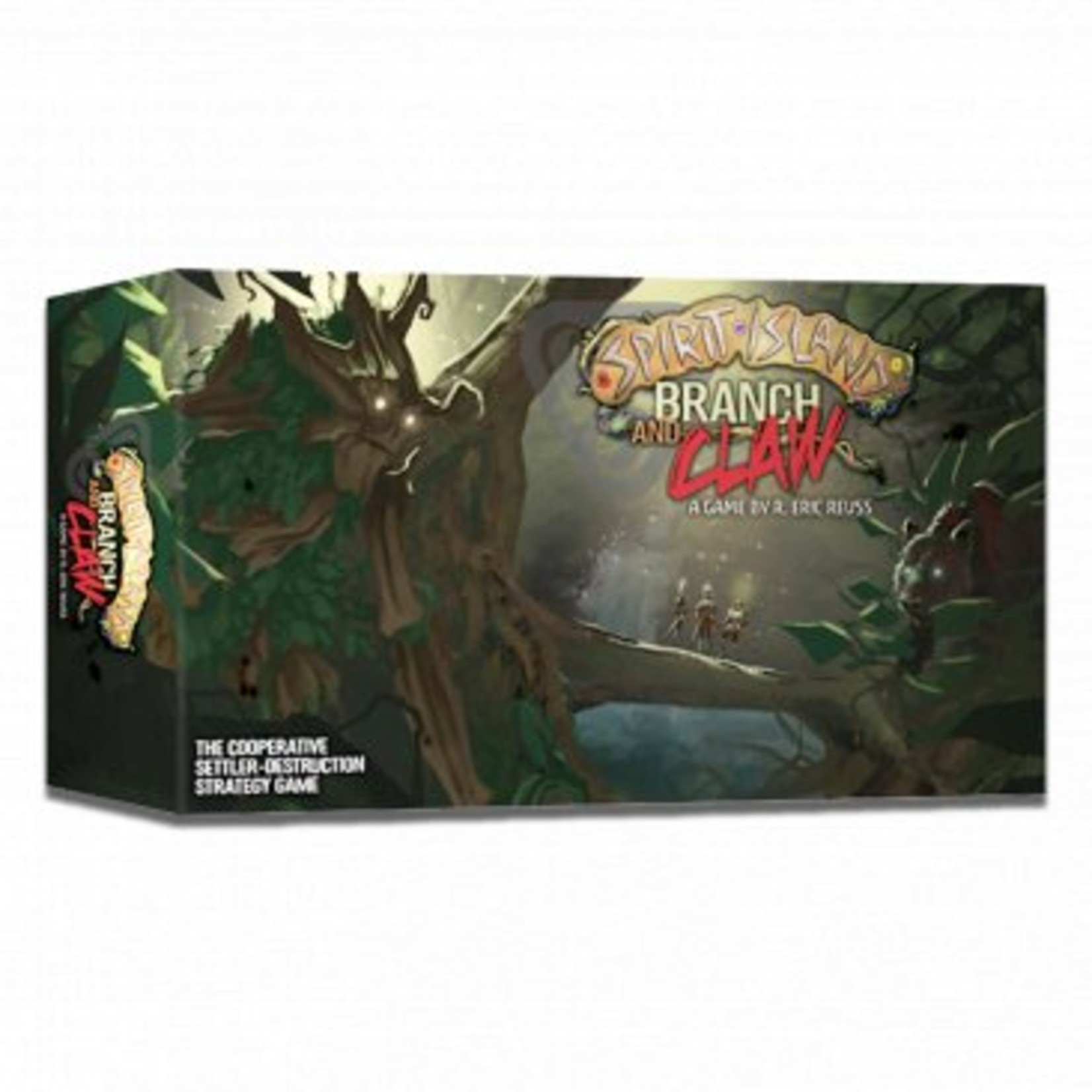 Greater Than Games Spirit Island: Branch and Claw Expansion
