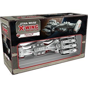 Fantasy Flight Games Star Wars X-Wing Miniatures Game: Tantive IV Expansion Pack