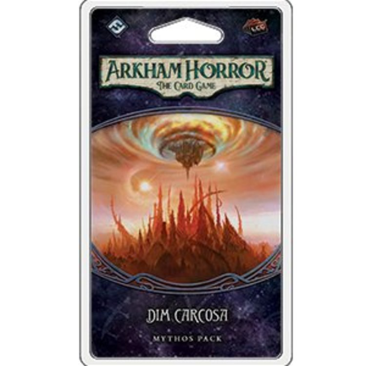 Fantasy Flight Games Arkham Horror LCG: Dim Carcosa Mythos Pack (Path to Carcosa 6)