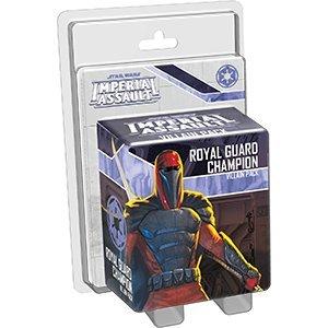 Fantasy Flight Games Star Wars Imperial Assault: Royal Guard Champion Villain Pack