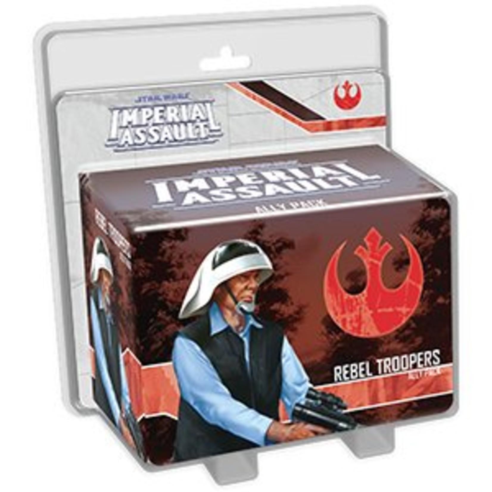 Fantasy Flight Games Imperial Assault Rebel Troopers Ally Pack