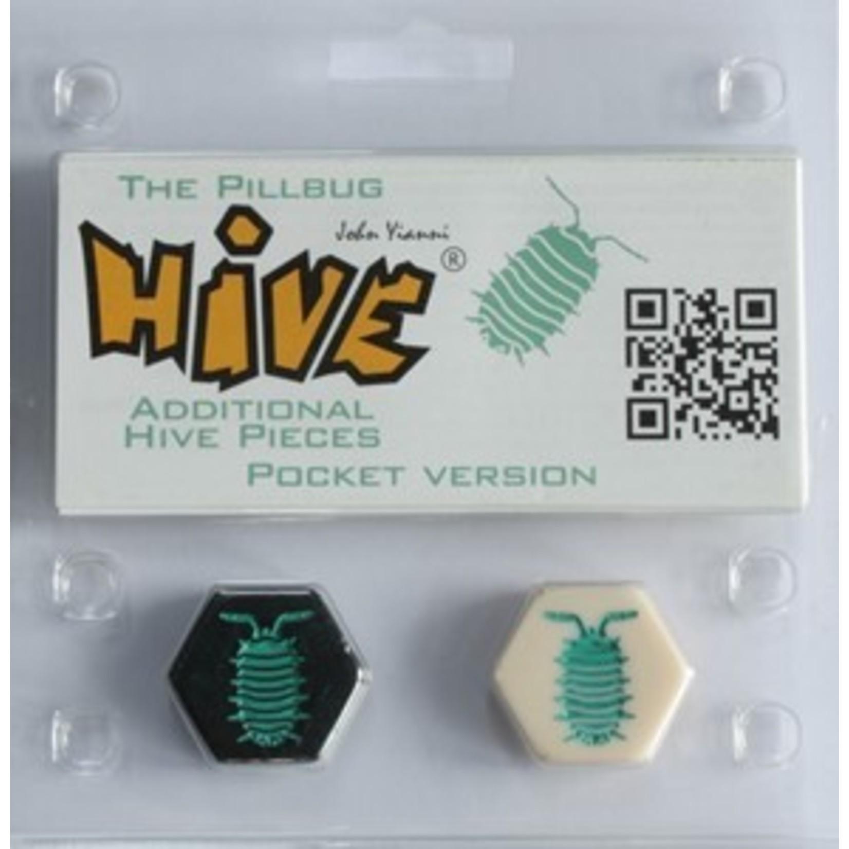 Hive: Pillbug Pocket Expansion