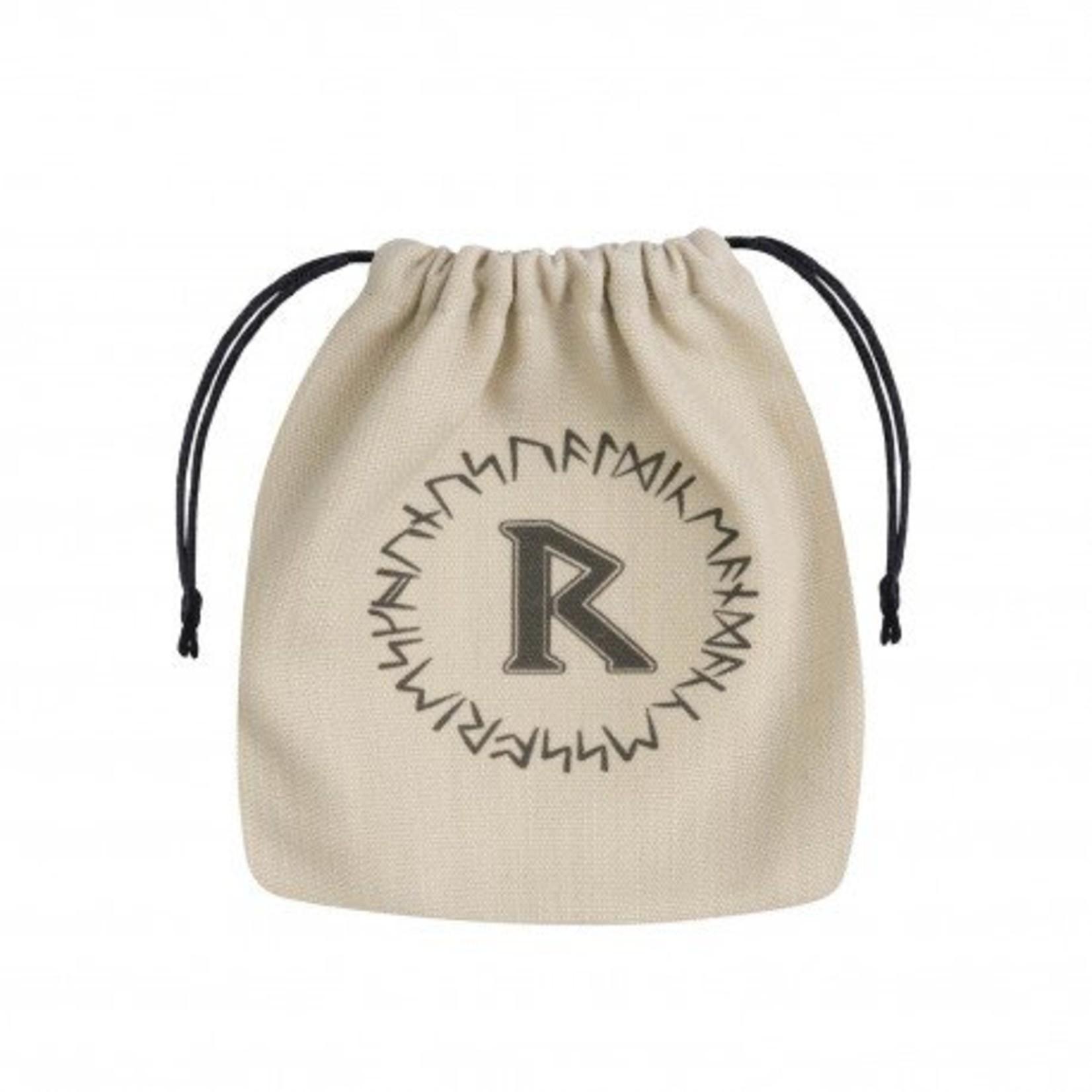 Q Workshop Dice Bag: Runic