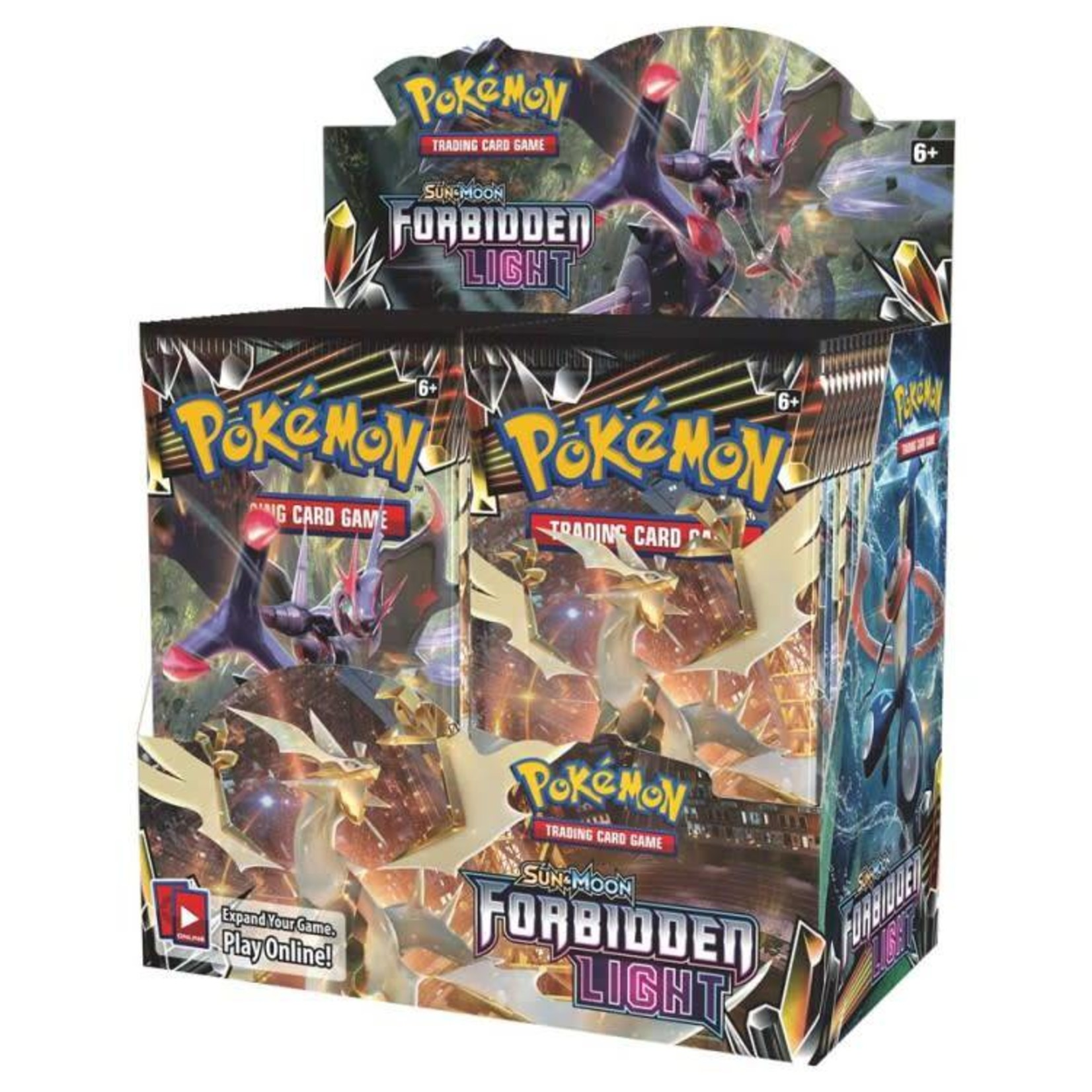 Pokemon International Pokemon Trading Card Game: Forbidden Light Booster Box