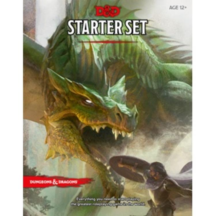 Wizards of the Coast Dungeons and Dragons 5th Edition: Starter Game