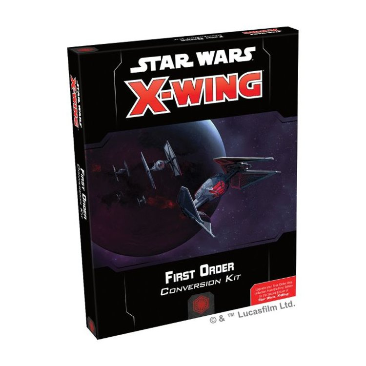 Fantasy Flight Games Star Wars X-Wing 2nd Edition: First Order Conversion Kit