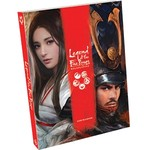 Fantasy Flight Games Legend of the Five Rings Roleplaying Game: Core Rulebook HC