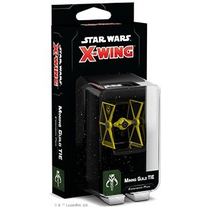 Fantasy Flight Games Star Wars X-Wing 2nd Edition: Mining Guild TIE Expansion Pack
