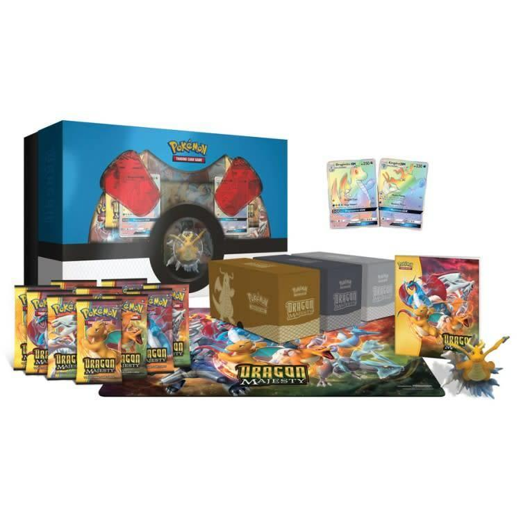 Pokemon International Pokemon Trading Card Game: Dragon Majesty Super Premium