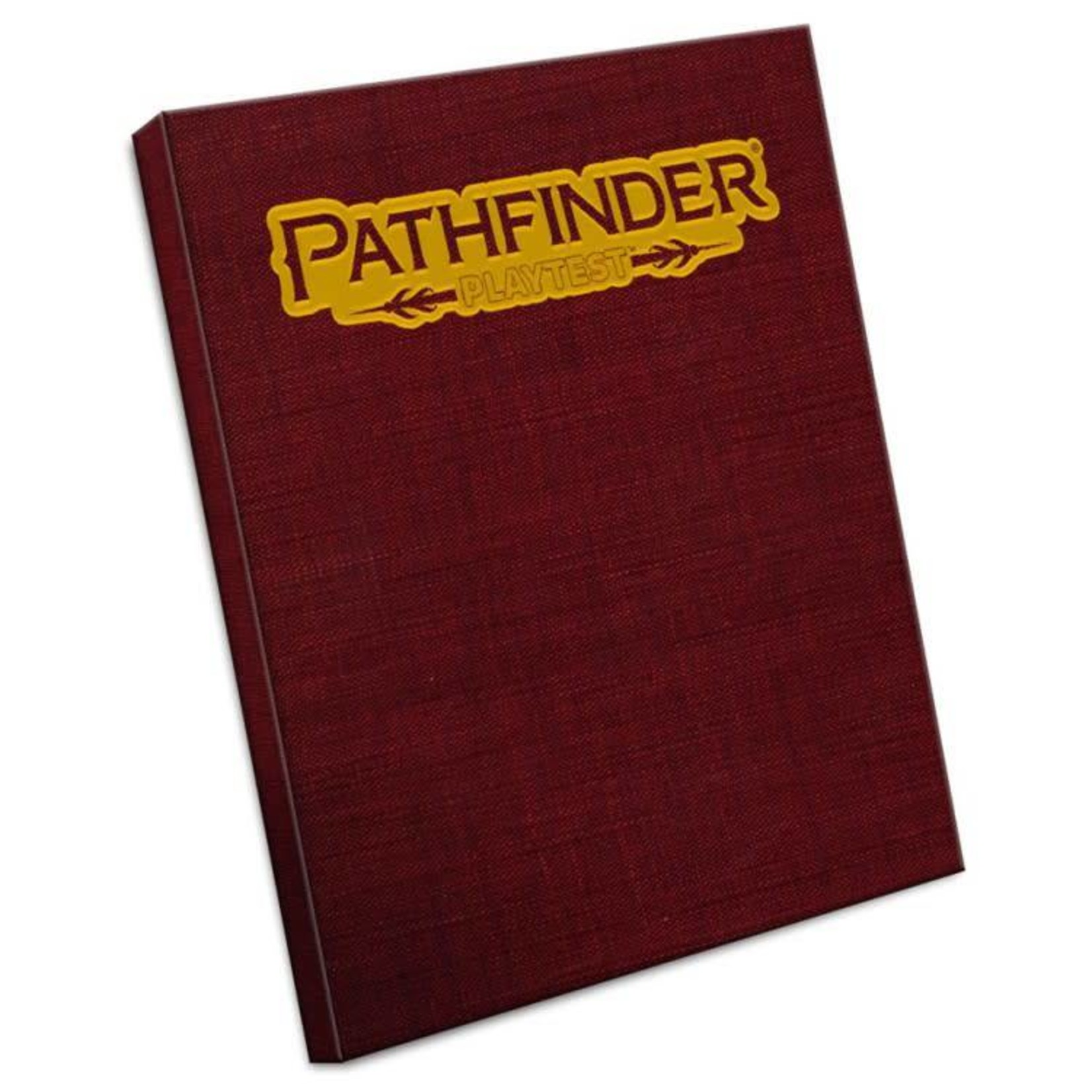 Paizo Pathfinder Roleplaying Game 2.0: Playtest Rulebook - Special Edition