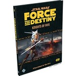 Fantasy Flight Games Star Wars RPG: Force and Destiny - Knights of Fate Hardcover