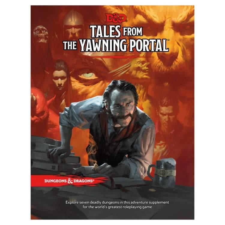Wizards of the Coast Dungeons and Dragons 5th Edition: Tales from the Yawning Portal Hardcover