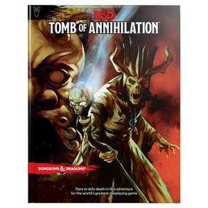 Wizards of the Coast Dungeons and Dragons 5th Edition: Tomb of Annihilation Hardcover