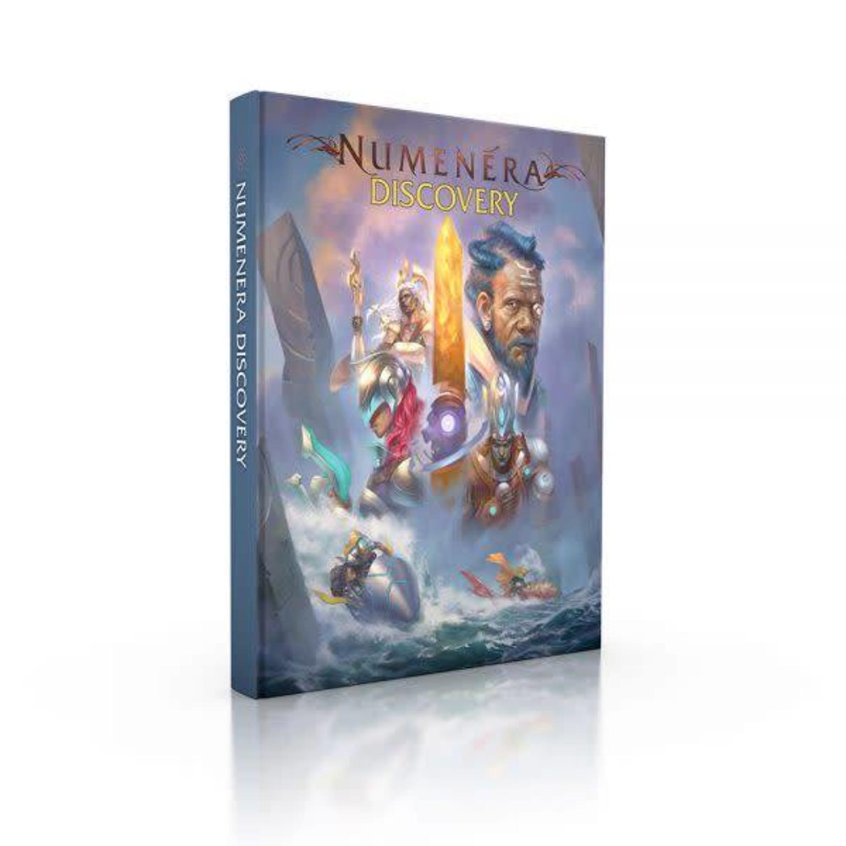 Monte Cook Numenera: Discovery