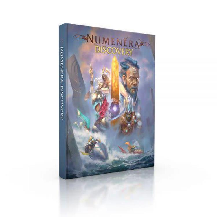 Monte Cook Numenera: Discovery