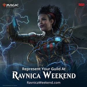 Ravnica Weekend - November 10th Draft AND Dungeons and Dragons Adventure