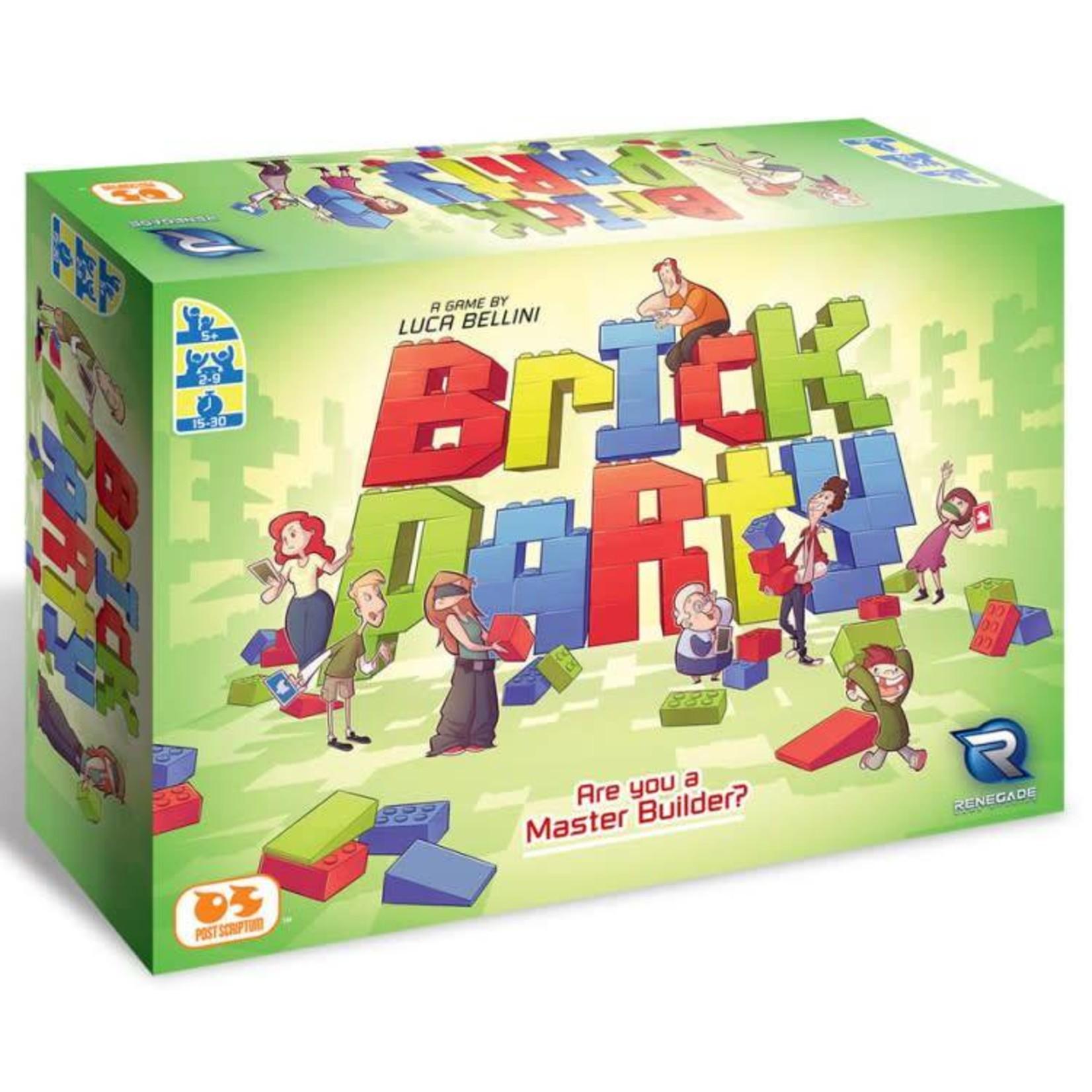 Renegade Brick Party
