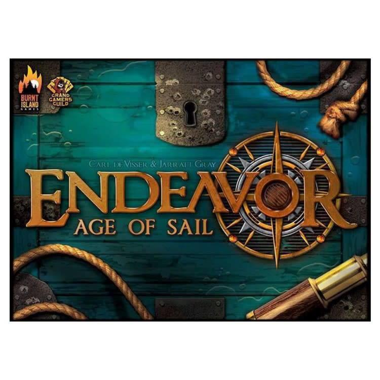 Burnt Island Games Endeavor: Age of Sail