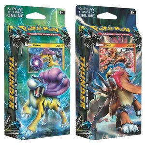 Pokemon International Pokemon Trading Card Game: Crimson Invasion Theme Deck
