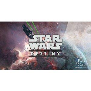 Fantasy Flight Games Star Wars Destiny Nov. 10 Across the Galaxy Sealed Release Event
