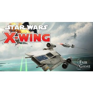 Star Wars X-Wing Nov 24 Wave 1 Championship