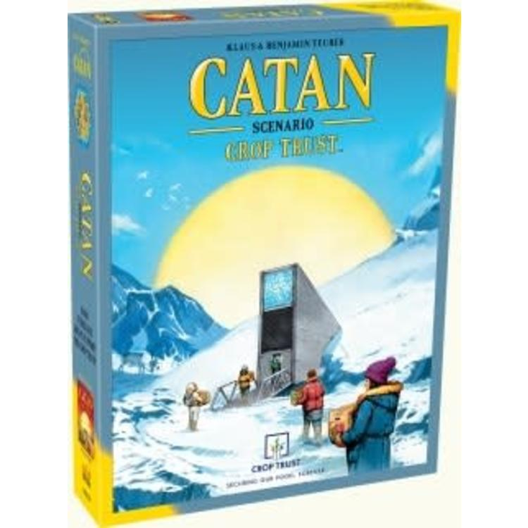 Catan Studios Catan: Crop Trust Scenario Expansion