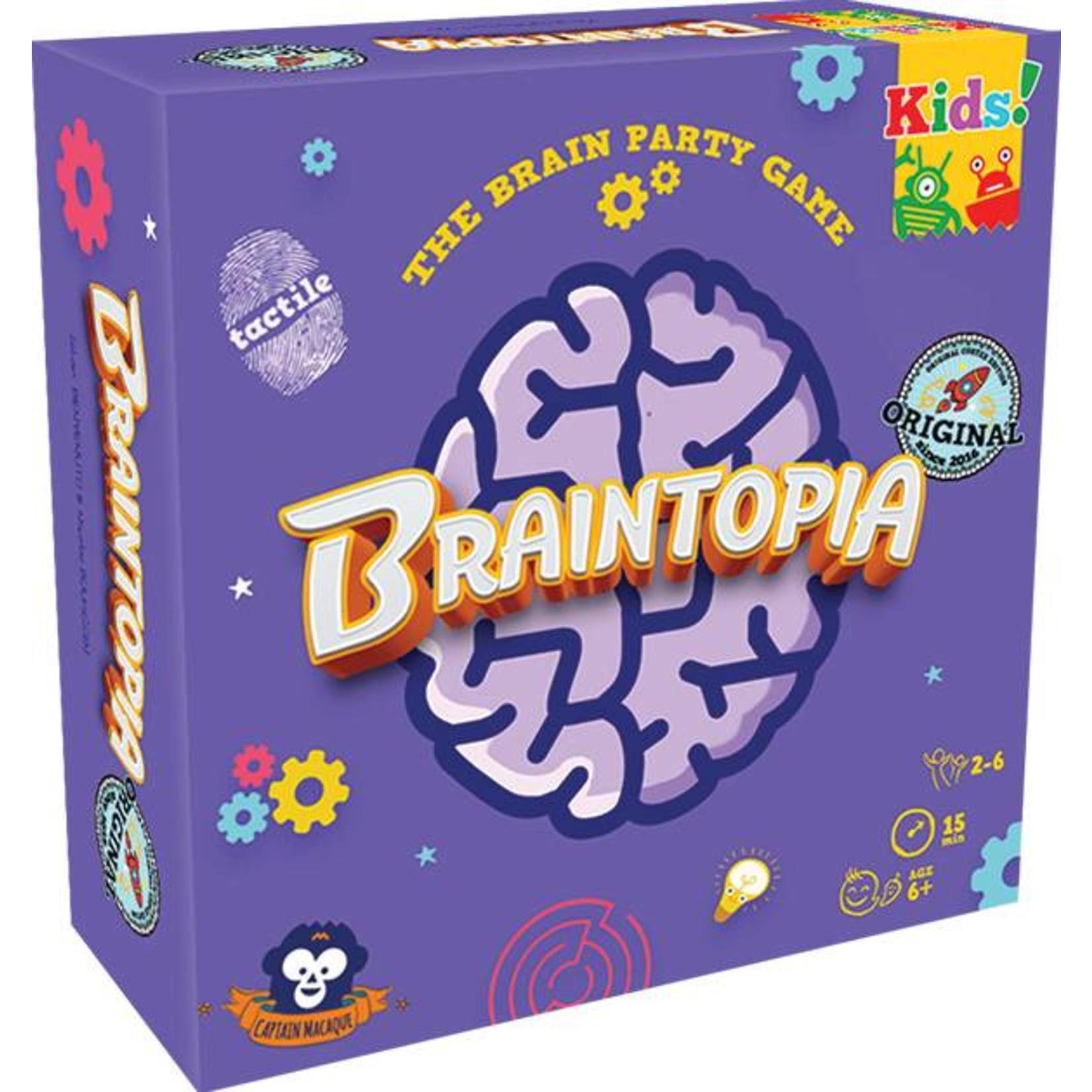 Asmodee Editions Braintopia: Kids