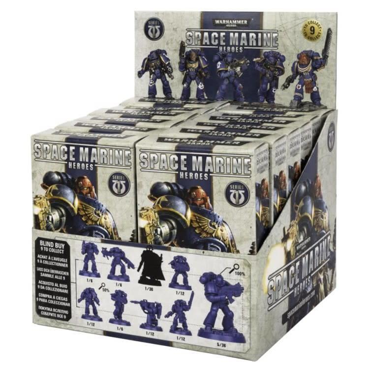 Games Workshop Space Marine Heroes - Games Workshop