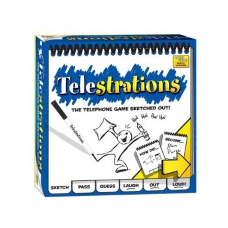 USAoploy Telestrations