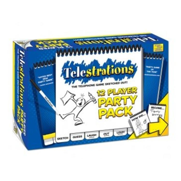 USAoploy Telestrations Party Pack