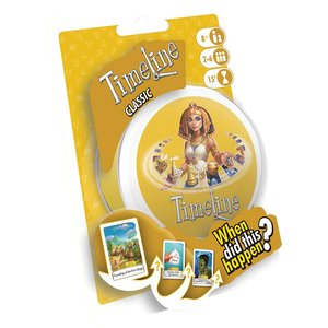 Asmodee Editions TimeLine: Classic (New)