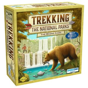 Underdog Games Trekking the National Parks